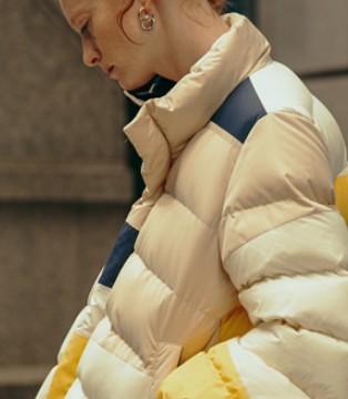 江南布衣联手新锐设计师Maddie推出可持续羽绒服