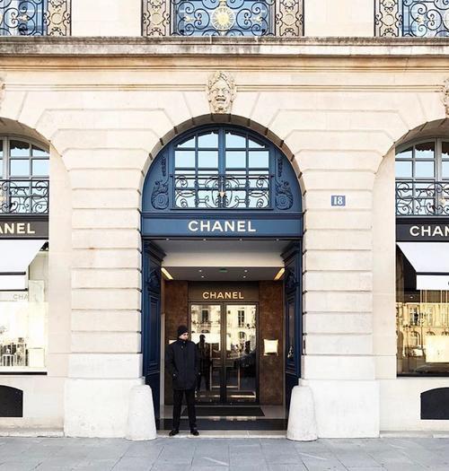 香奈儿CHANEL跨界涉足室内装饰?巴黎精品店已开业