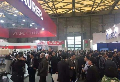义乌针博会与浙江纺博会战略合作 加速针纺展会发展!