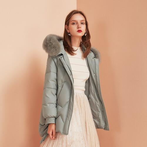 戈蔓婷女装深受女性信赖和喜爱 值得合作商选择的品牌