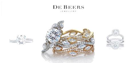 戴比尔斯钻石原石销售额增长12.5% 中美市场需求稳定