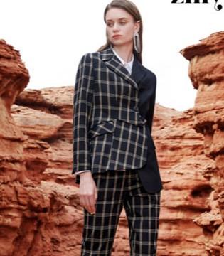 芝仪女式西装套装 演绎女性的潇洒自信、优雅知性