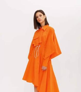 狩妖新品来袭 热爱生活 让橙色演绎时尚美