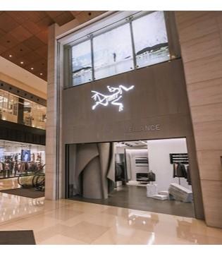 北京出现全新概念店 始祖鸟之家 运动和商务结合