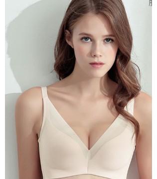 欧林雅无痕内衣 性感无限 舒适无限 任何胸型皆可穿