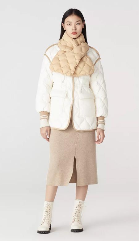 EP YAYING雅莹 冬天羽绒衣怎么选?这几款够时髦