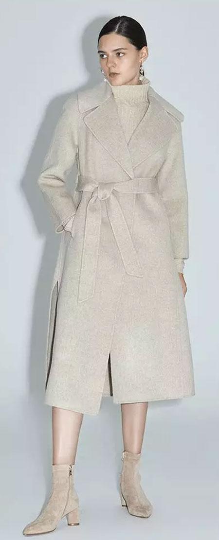 HOKABR 大衣特辑 触碰羊绒守护温暖!