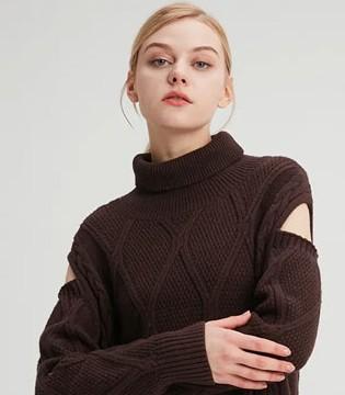 水淼 PLUS SIZE  SHUIMIAO 让毛衣get你的与众不同