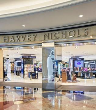 Harvey Nichols母公司迪生创建的半年盈利逆势增长
