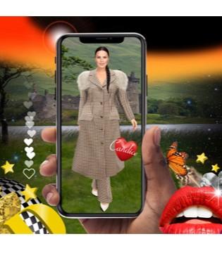 首一款时尚奢侈品造型游戏Drest增加超模阵容
