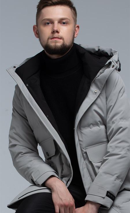 穿上它 温暖整个冬季 让您轻松HOLD住全场!