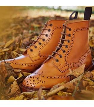 英国鞋履品牌Tricker's入驻中国 与美最时达成合作
