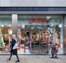 濒临破产的Cath Kidston改革重组回归 伦敦旗舰店开业