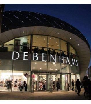 英国百货Debenhams关闭业务 英国实体零售前路一片黑暗