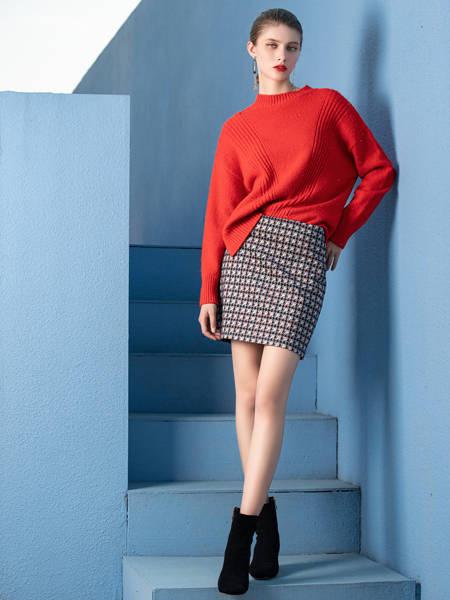 热情温馨十二月 例格红色系列单品 让穿搭有态度!