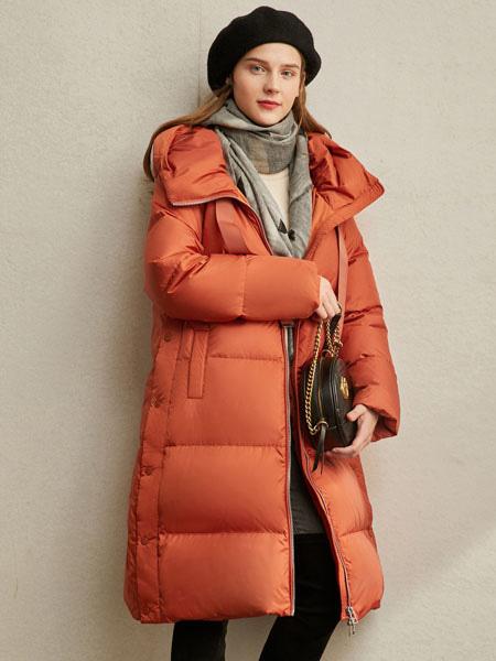 爱依莲羽绒服新品来袭 打造都市时尚女性 从此刻开始