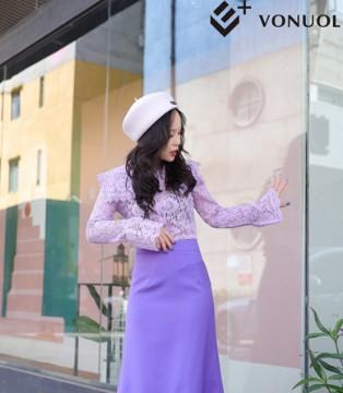 E+vonuol我的私人衣橱 2021新品赏析 优雅名媛早春之旅