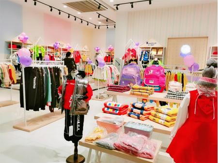 大众创业 快乐精灵童装品牌带领多元化经营