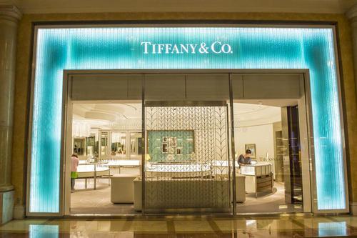 蒂芙尼假日季销售创历史新高 中国市场大涨超50%