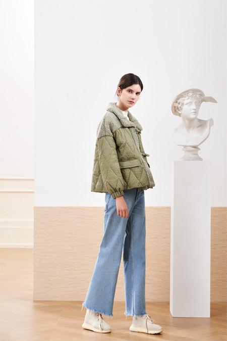 印刻心中的时尚 你即永恒秋冬新品外套 让美永存!