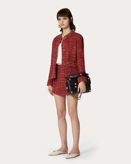 Valentino红色单品炙热滚荡 唤醒女性的心 制造美好