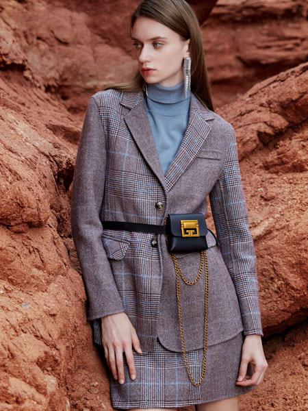 芝仪女装冬日时尚套装 蕴涵典雅气质 造就美好