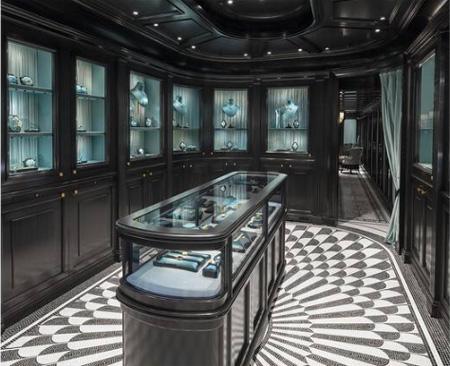 Gucci古驰在科威特开设第二家高级珠宝精品店