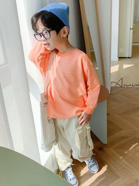 小嗨皮时尚帅气新品 打造休闲韩系的穿搭