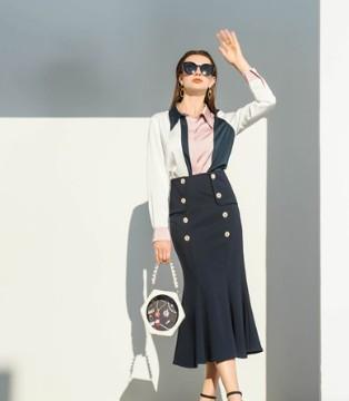 例格2021春夏新品赏析 打造都市职场气质时尚女性