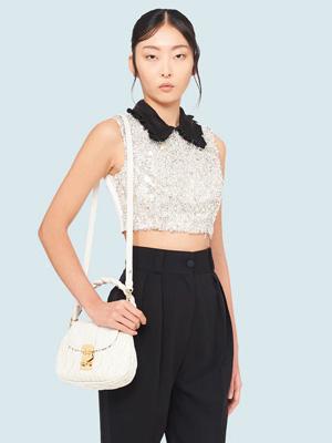 Miu Miu2021春夏包包 充满着少女精致感的谁不爱呢?