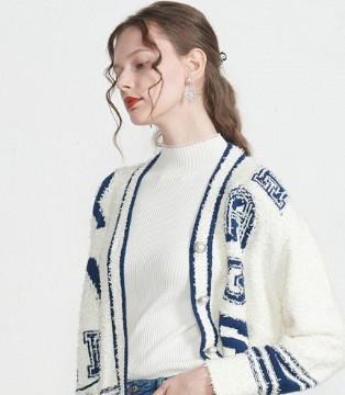 精致针织毛衣开启新的一年 芊伊朵与你奔赴春日
