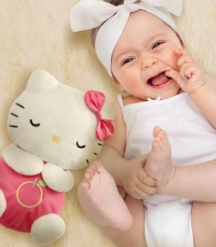 费雪首度携手Sanrio Baby(三丽鸥)推出联名产品