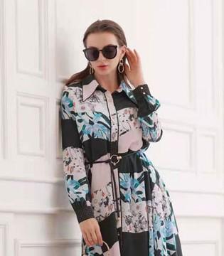 例格 早春时尚 演绎职场淑女路线 春季新品上市