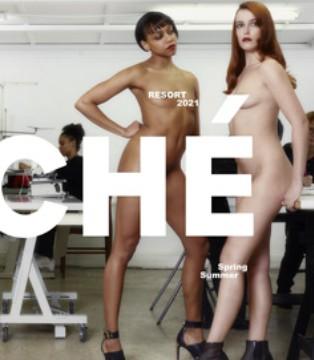 KOCHé2021春夏广告大片抢先看 裸模还原生命的真谛