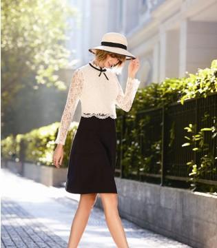 盛夏仙女连衣裙 37°生活美学 为你加持高雅气质