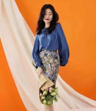 首次合作 热烈祝贺歌米裳女装与品牌服装网达成合作