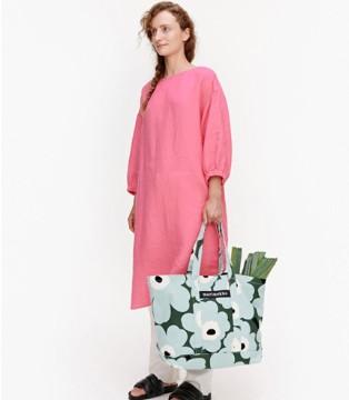 夏日趣味横生 Marimekko印花包袋文艺又时髦