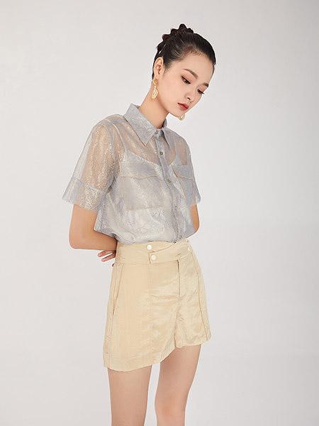 EATCH衣曲夏日休�e 把T恤短�穿出�r尚!