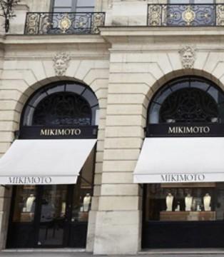 珍珠不止女士专有 日本品牌Mikimoto进军男性市场!