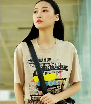 宝薇夏季新品 女性走在时尚潮流的前沿