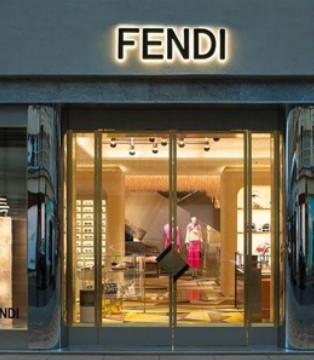 甜品碰撞奢品 网红店Lady M携手FENDI呈献限时体验空间