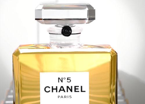 香奈儿5号工厂推出香水一百周年限量系列
