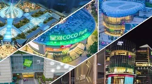 奥伦提入驻普宁星河COCO City 7月11日即将盛大开业!
