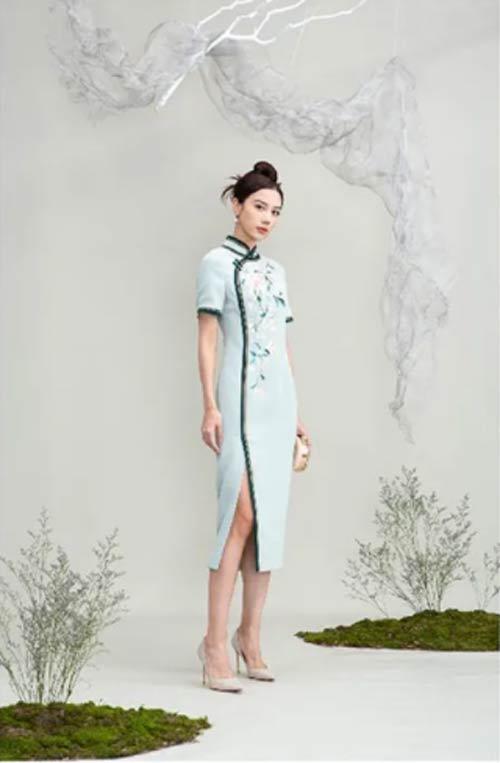 LONDEE龙笛  秋冬新时尚 从衣柜里的最新旗袍开始