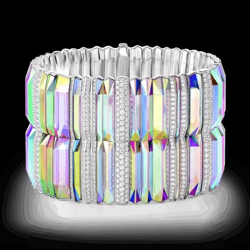 Boucheron宝诗龙珠宝系列 光与影的游戏