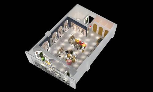 SASLAX莎斯莱思 内蒙古赤峰店开始装修了 期待开业!