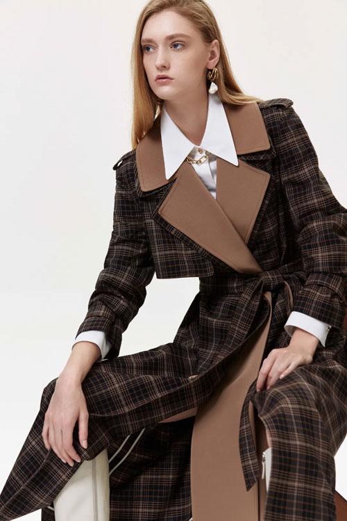 ELLASSAY歌力思 百年的經典 風衣新品搶鮮報