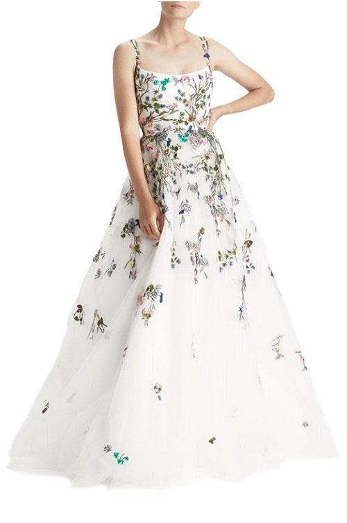 莫尼克·魯里耶 全新一季優雅裙裝亮相