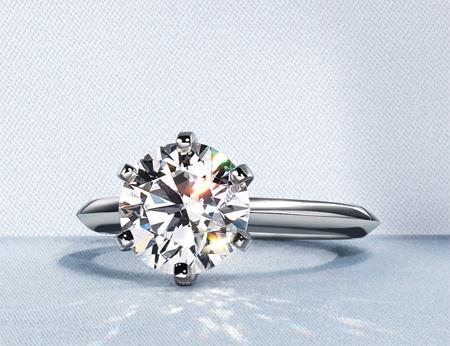 蒂芙尼 The Tiffany® Setting 共度余生的邀请