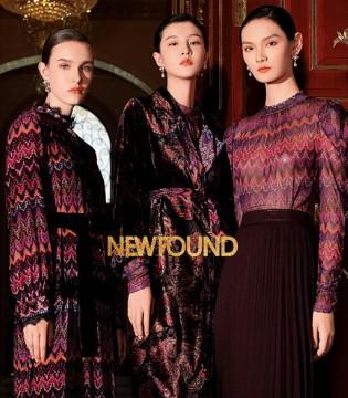 紐方NEWFOUND大美東方 如畫夢幻 綻放東方女性魅力